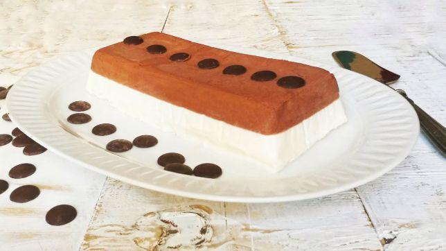 I Dolci di Alice: Terrina gelata panna e cioccolato
